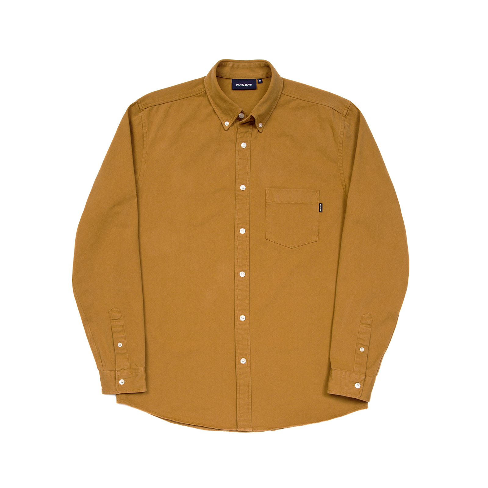 DRIVER'S SHIRT (BROWN)