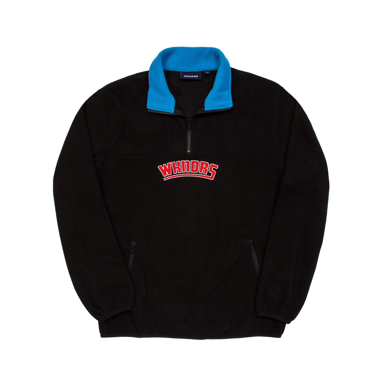 FACTORY PULLOVER (BLACK)