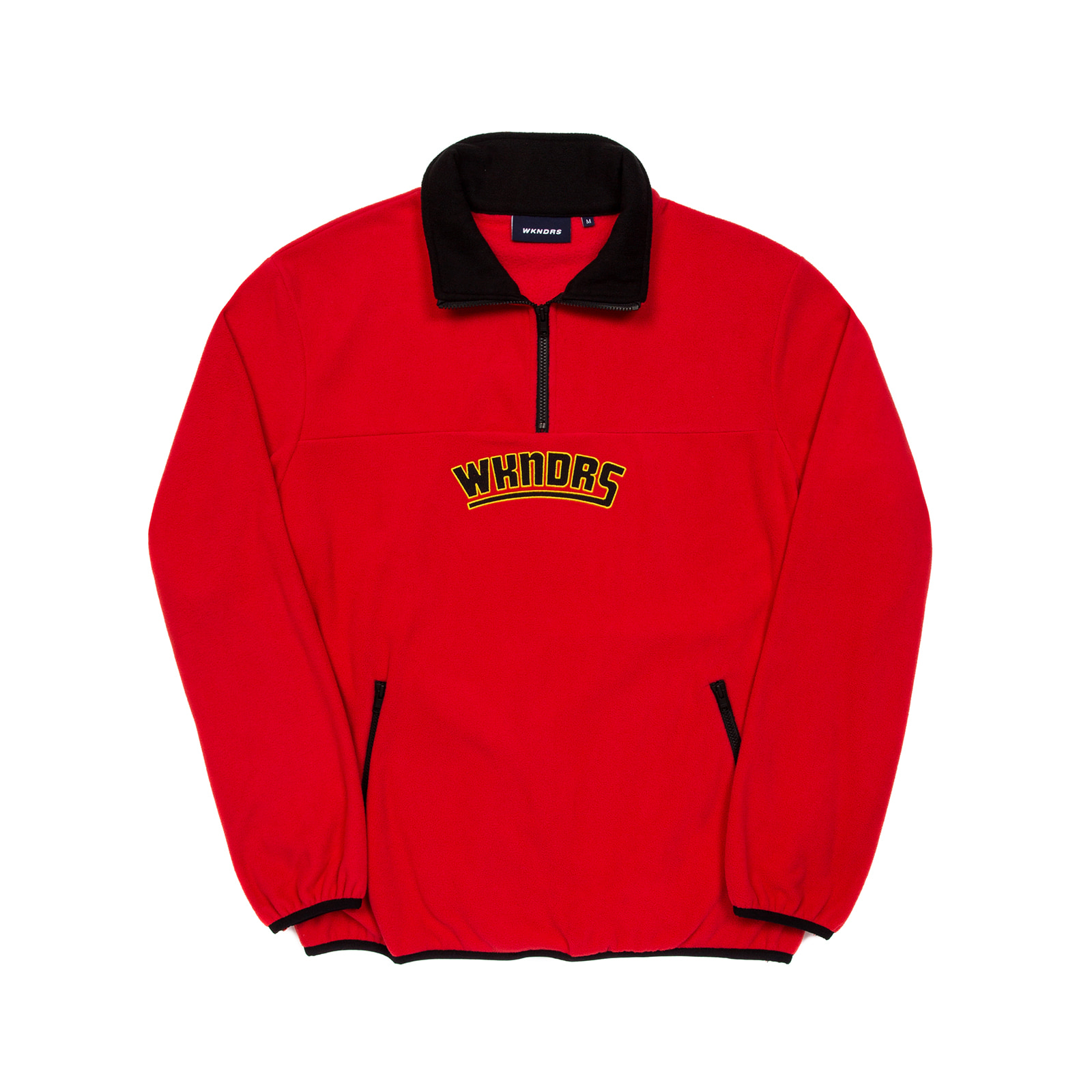 FACTORY PULLOVER (RED)