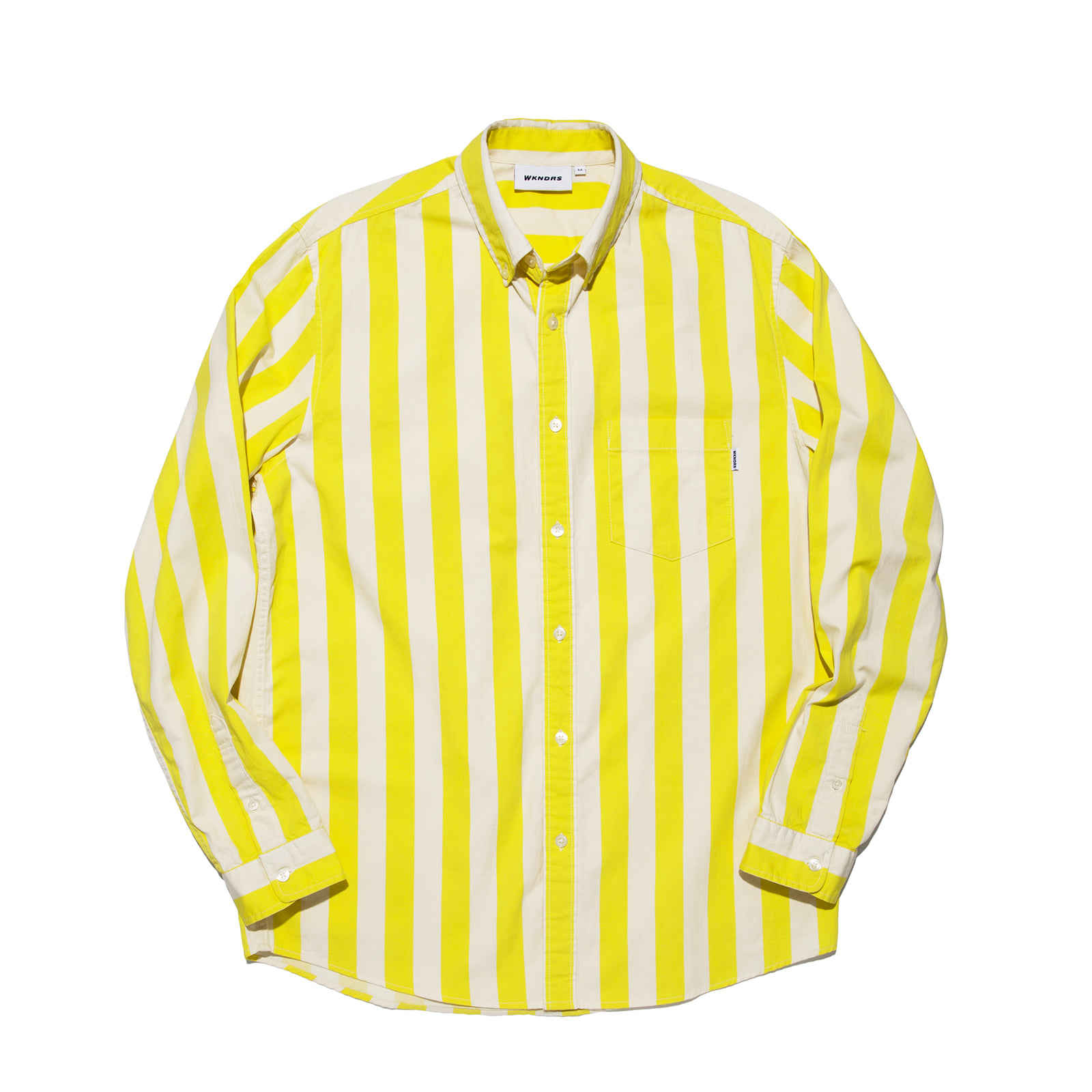 STRIPE SHIRTS (YELLOW)
