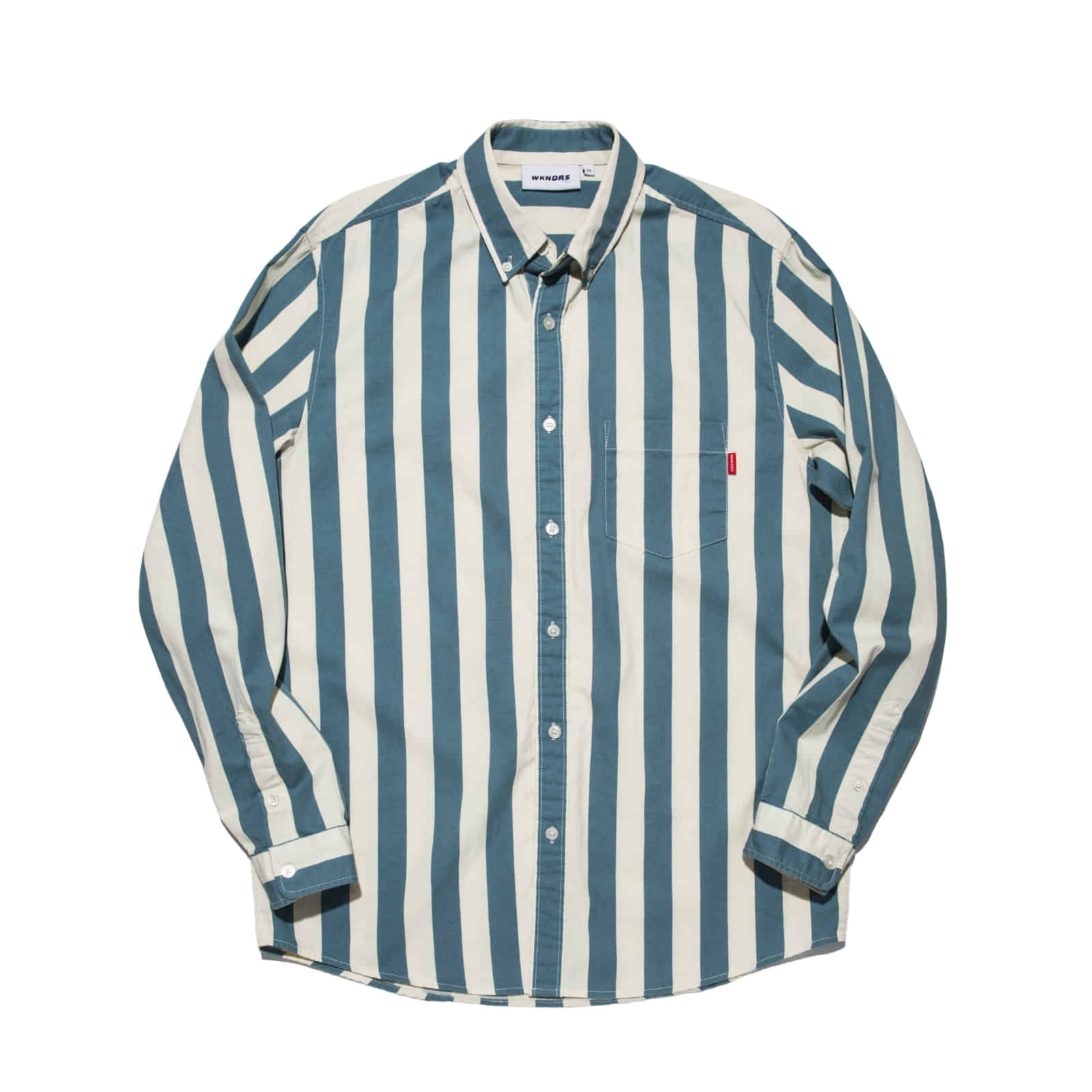 STRIPE SHIRTS (BLUE)
