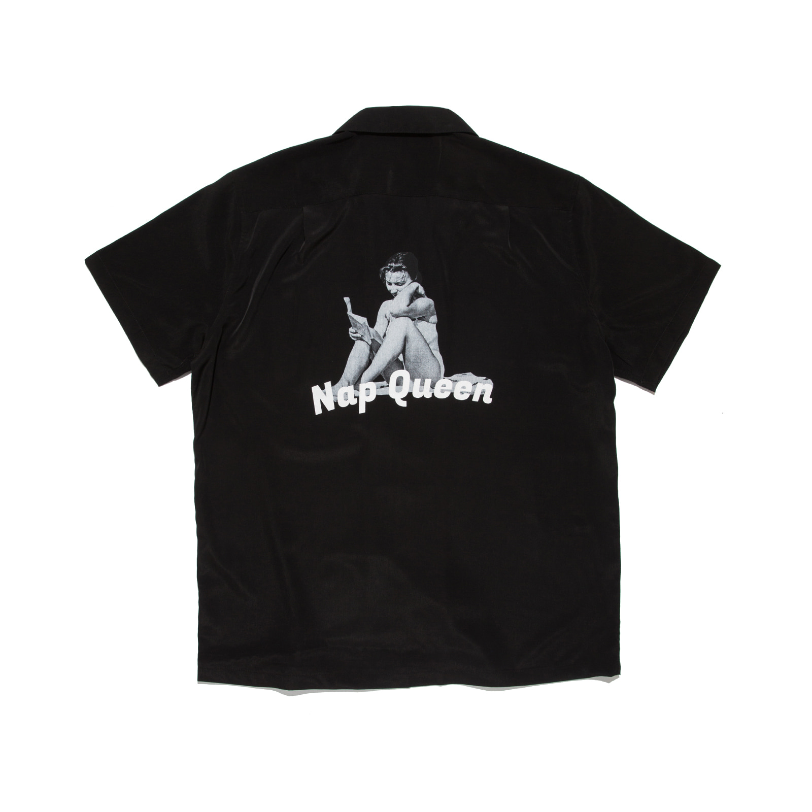 NAP QUEEN SHIRTS (BLACK)