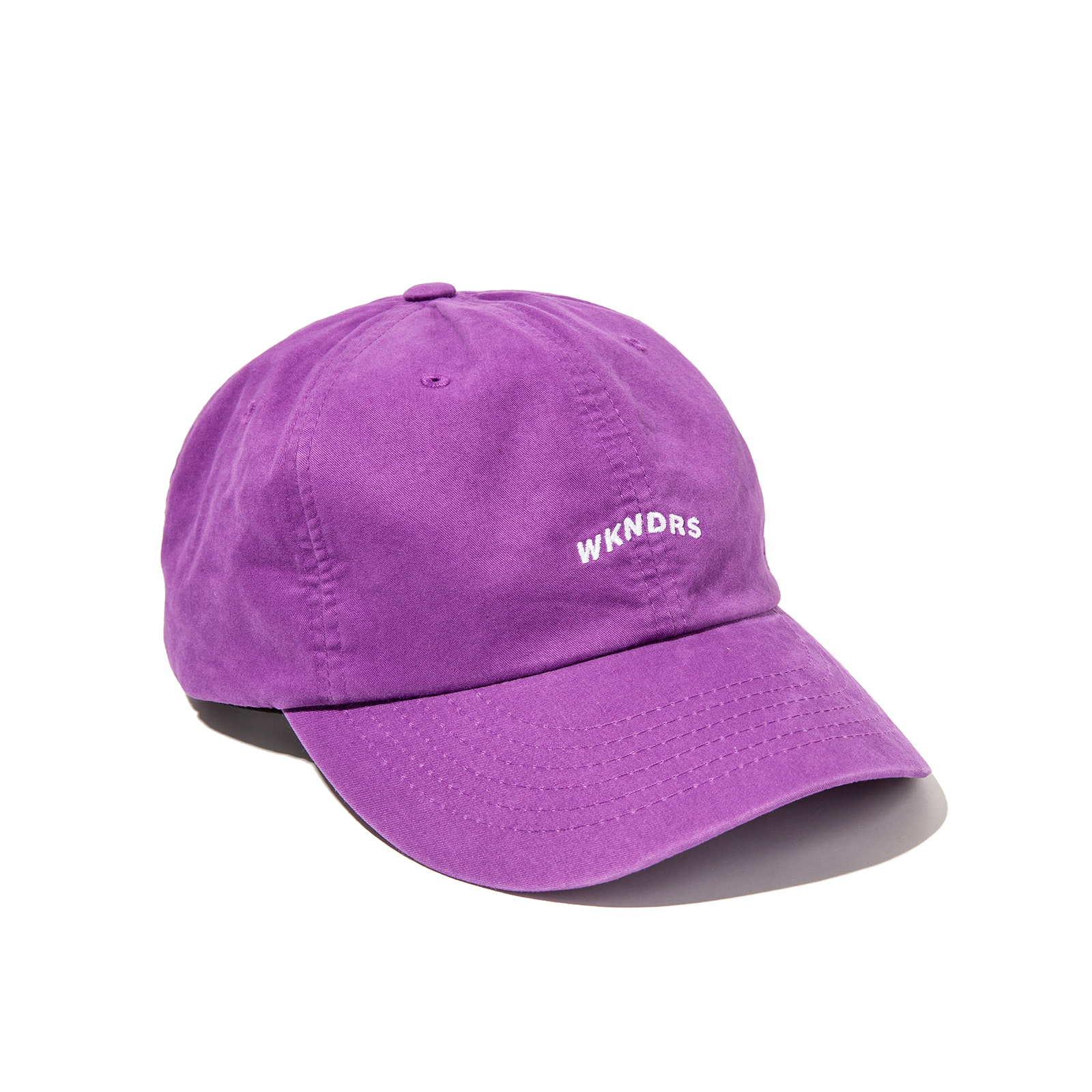 WKNDRS  WAVY CAP (PURPLE)
