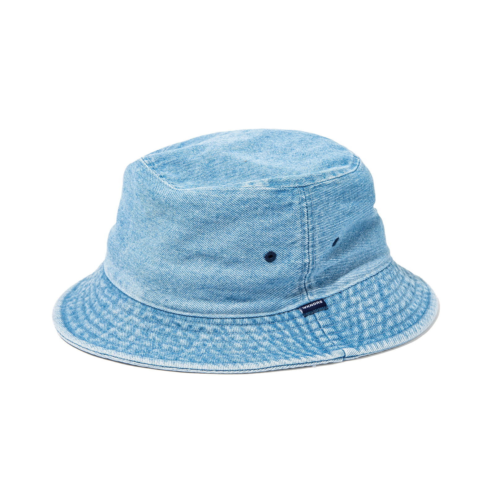 WKNDRS DENIM BUCKET HAT (L.DENIM)