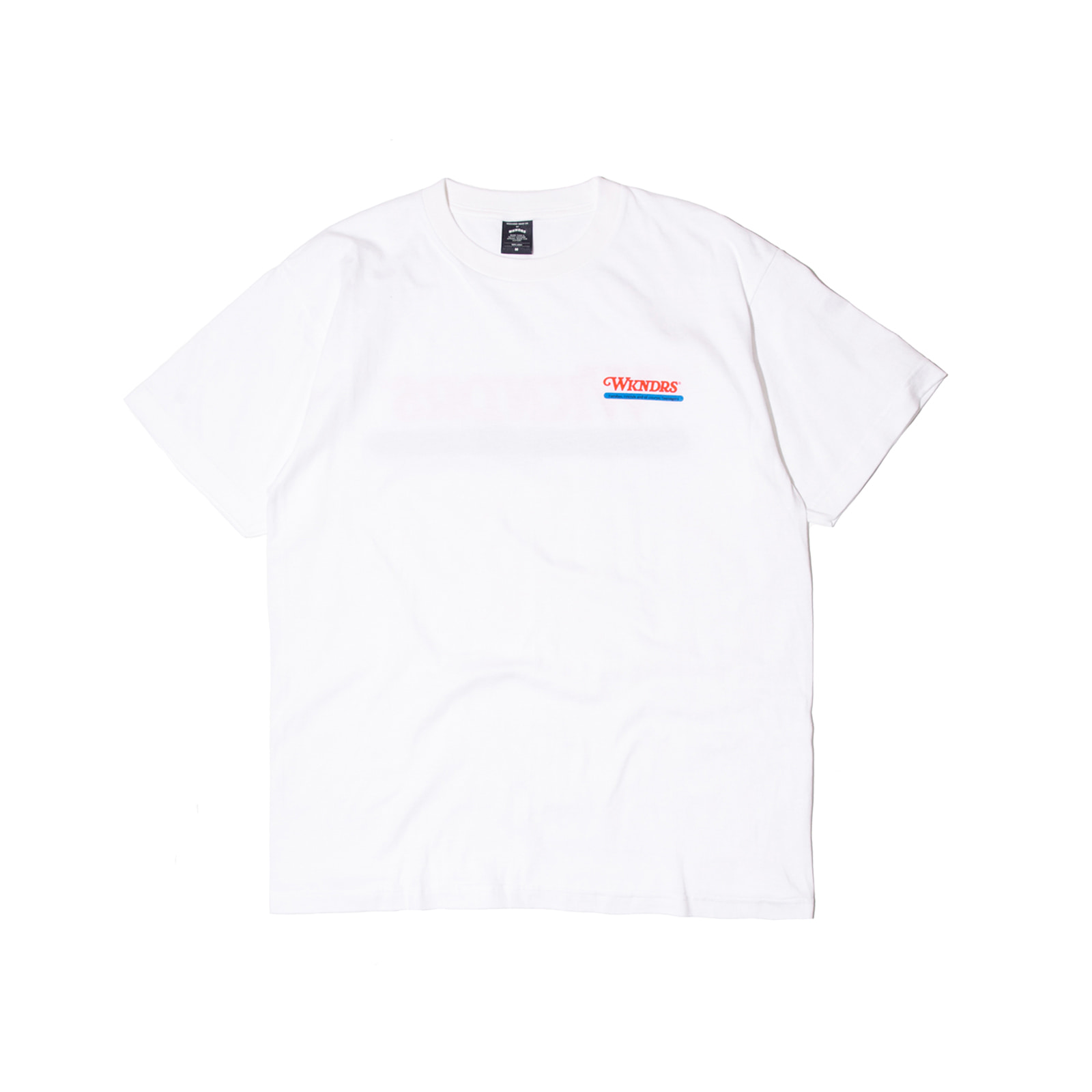 TEENAGER TEE (WHITE)