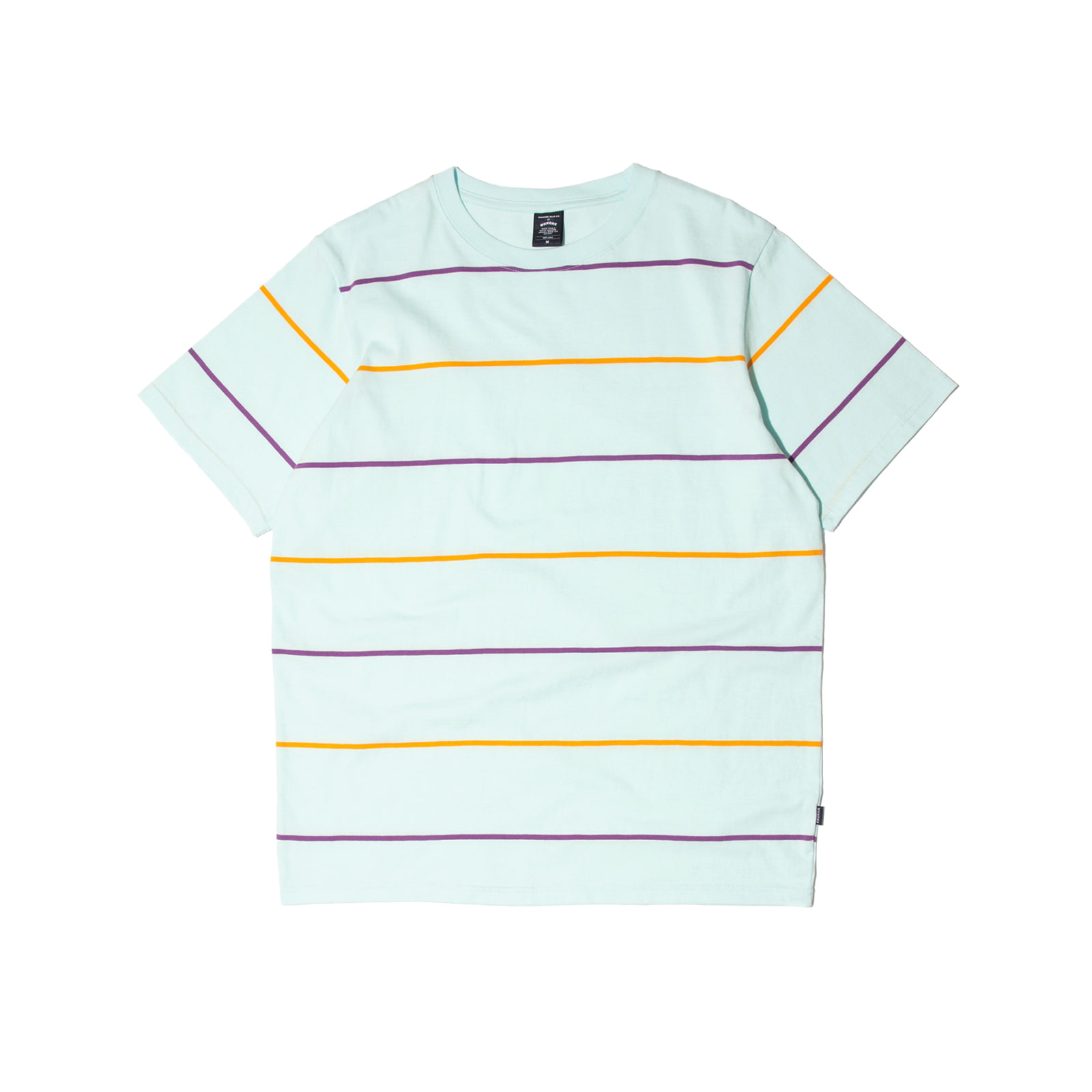 STRIPE TEE (S.BLUE)