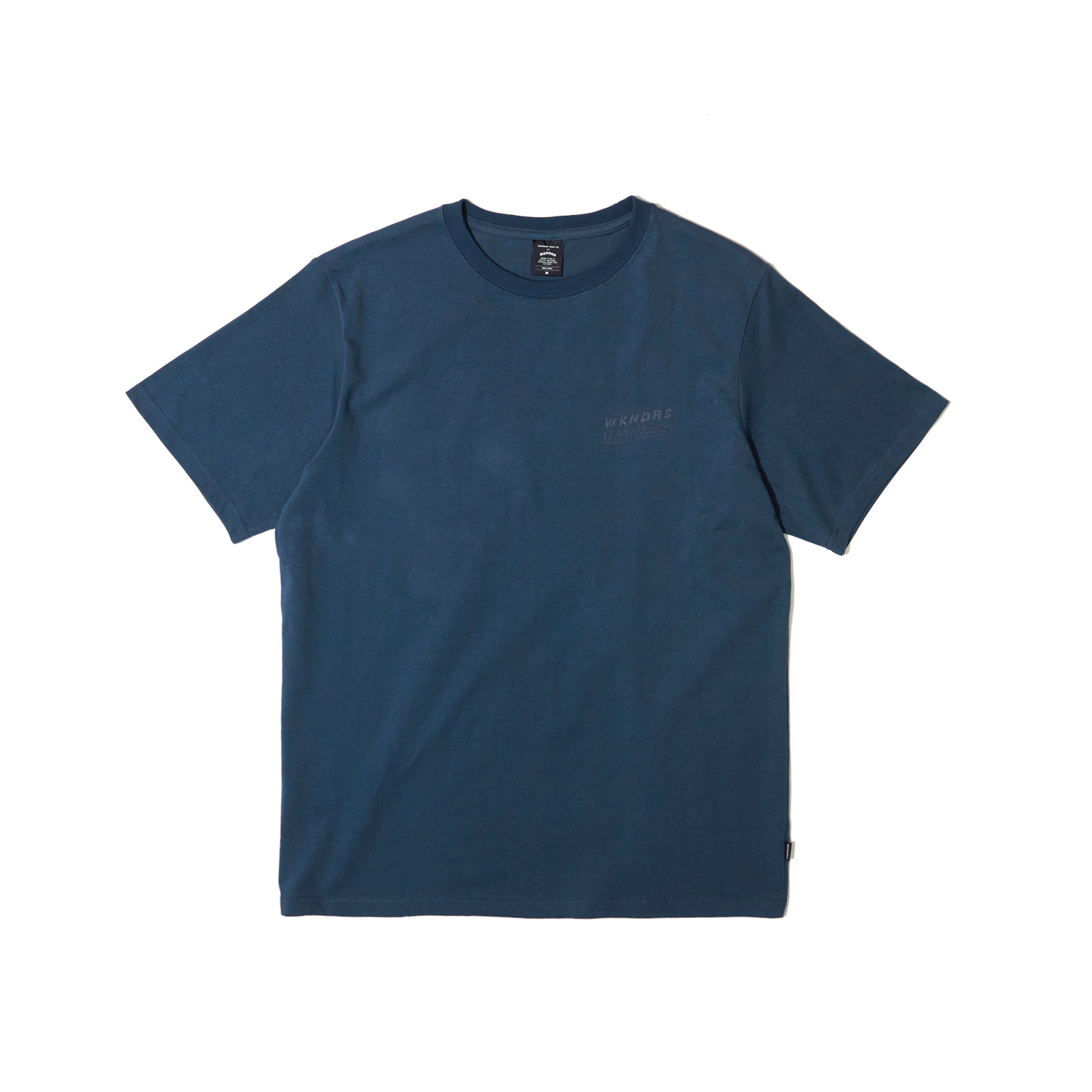 FATHOM GIRL TEE (NAVY)
