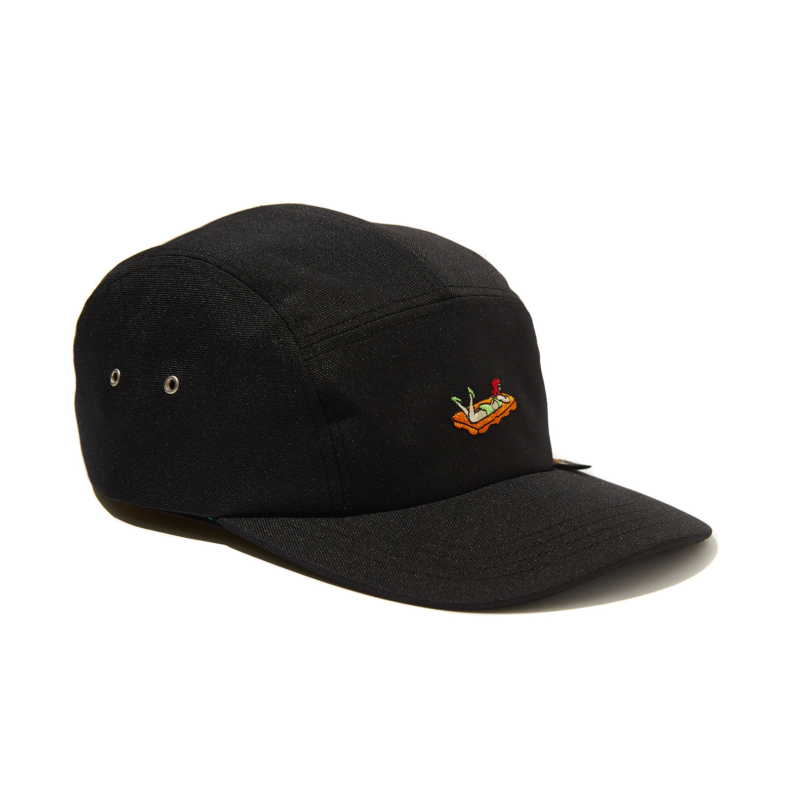 FG CAMP CAP (BLACK)