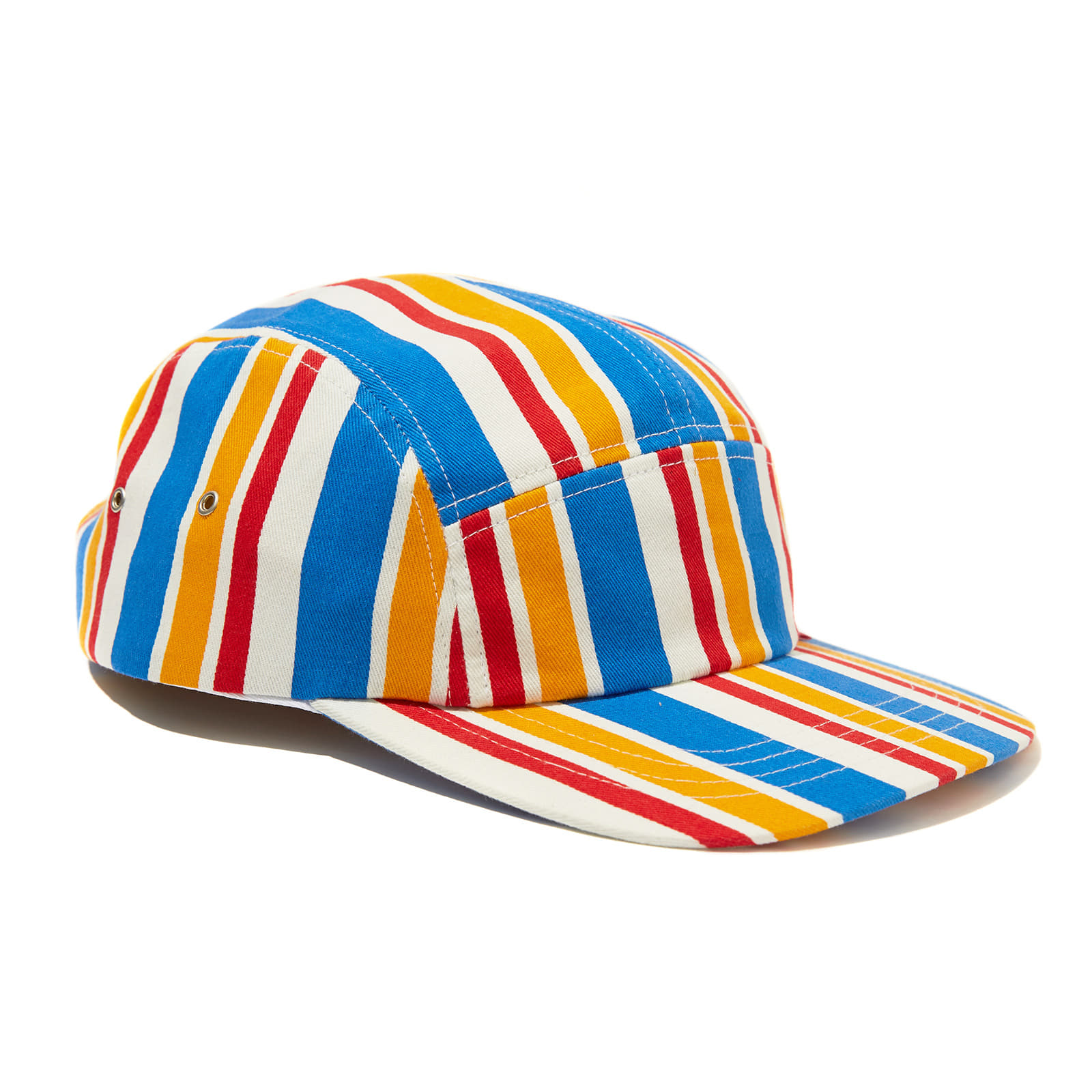 RETRO CAMP CAP (BLUE)