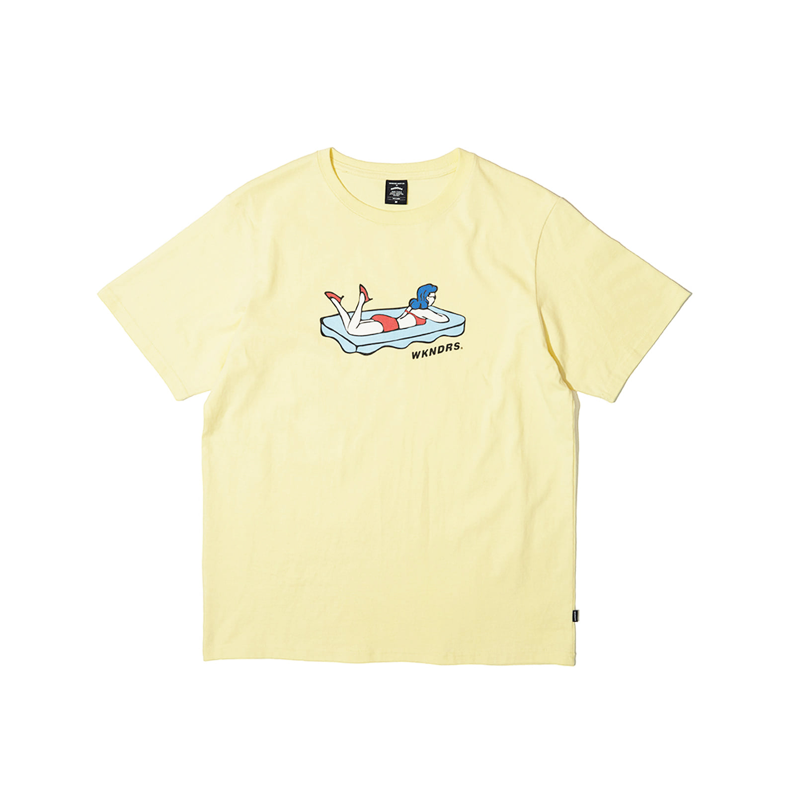 FG HERO TEE (YELLOW)