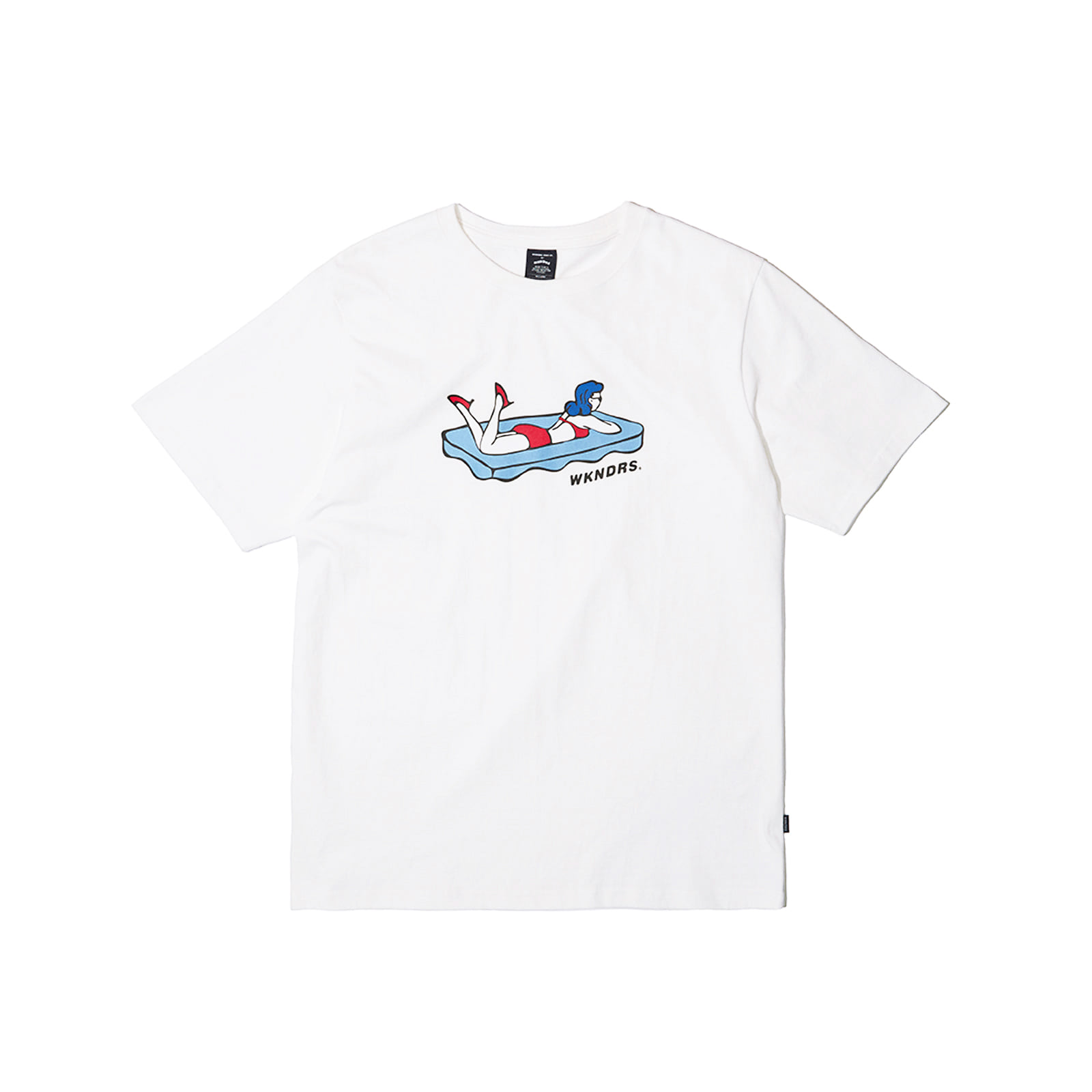 FG HERO TEE (WHITE)