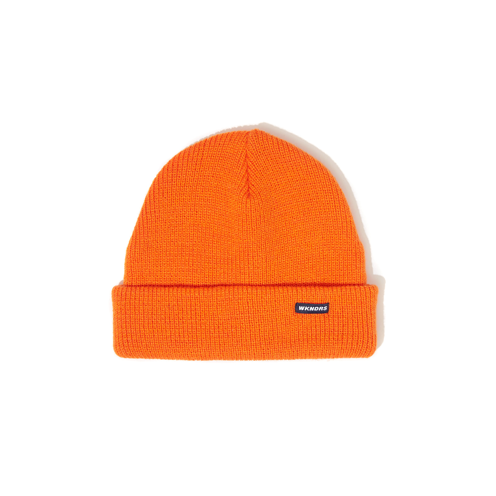 BASIC BEANIE (ORANGE)