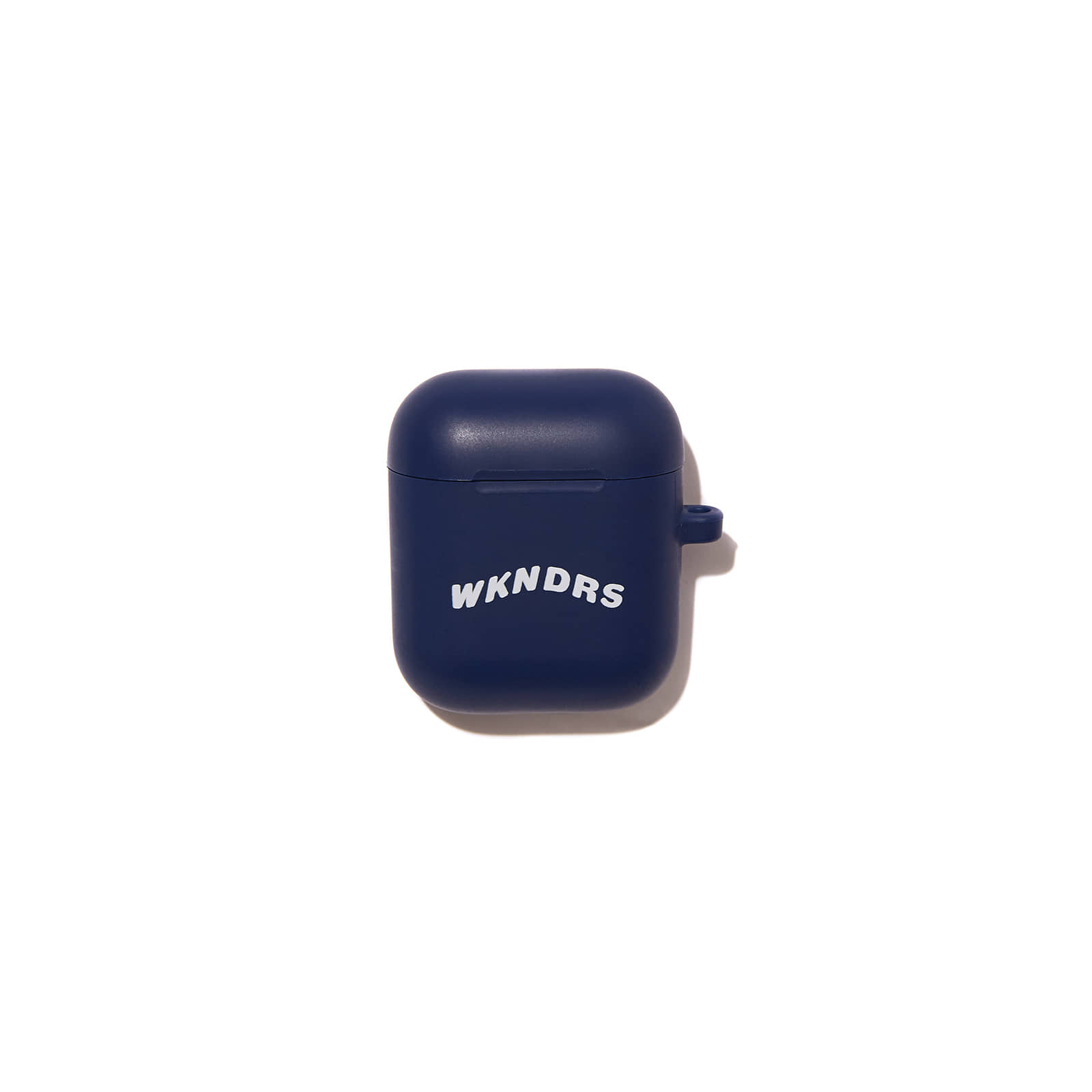 WAVY AIRPOD CASE (NAVY)