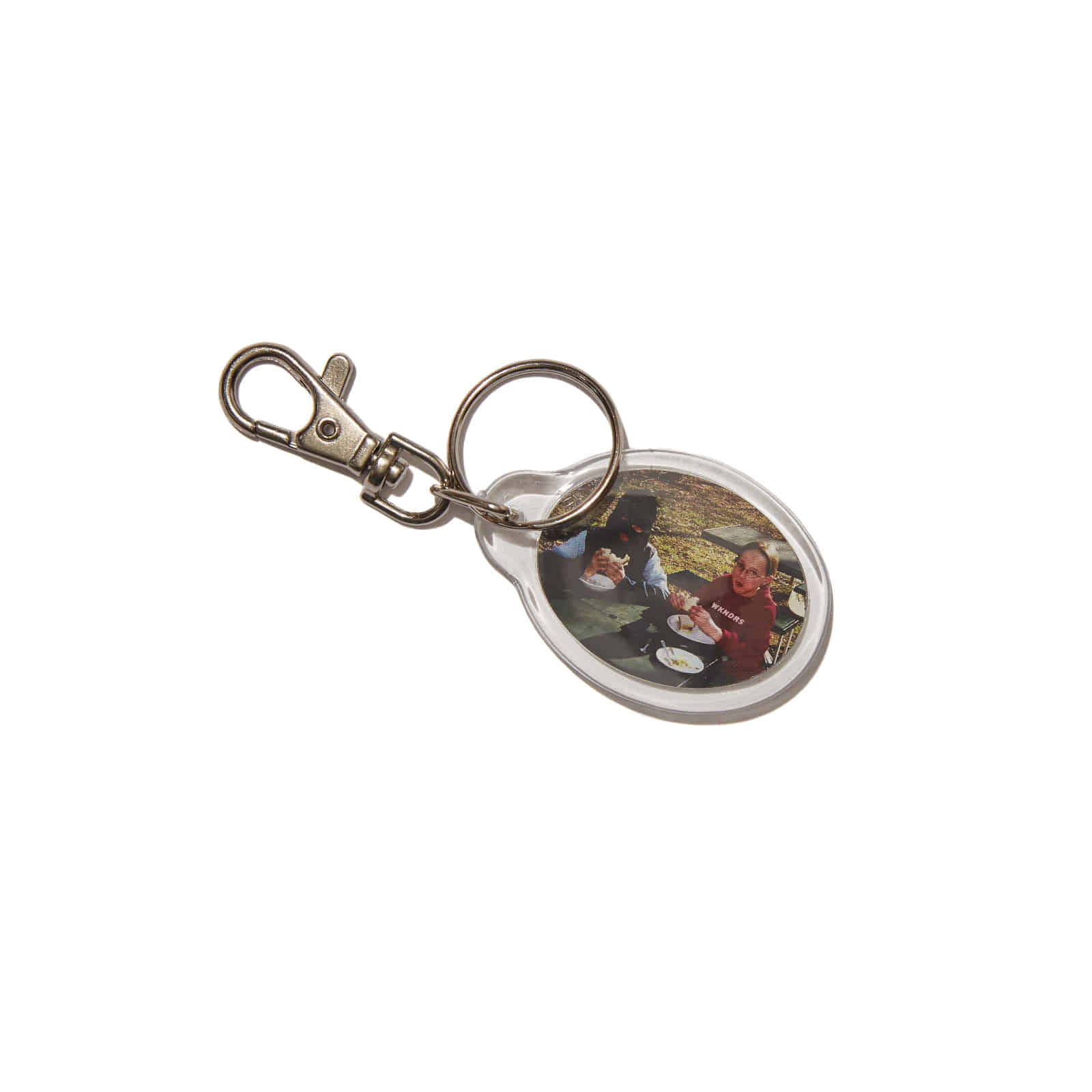 KIDS KEYRING (NAVY)