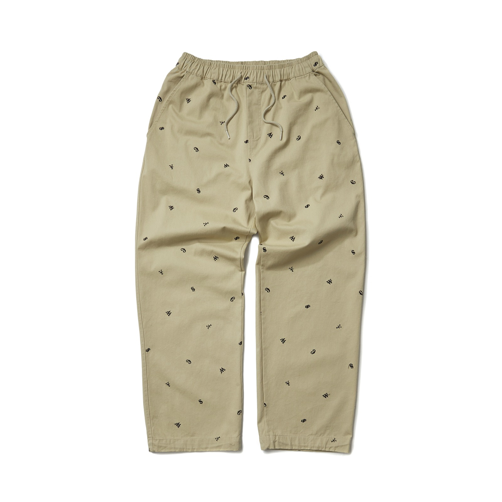 CURRENCY PANTS (BEIGE)
