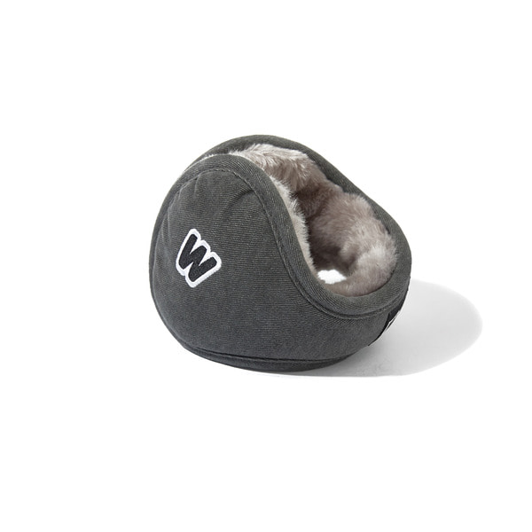 WKNDRS EAR MUFFS (CHARCOAL)