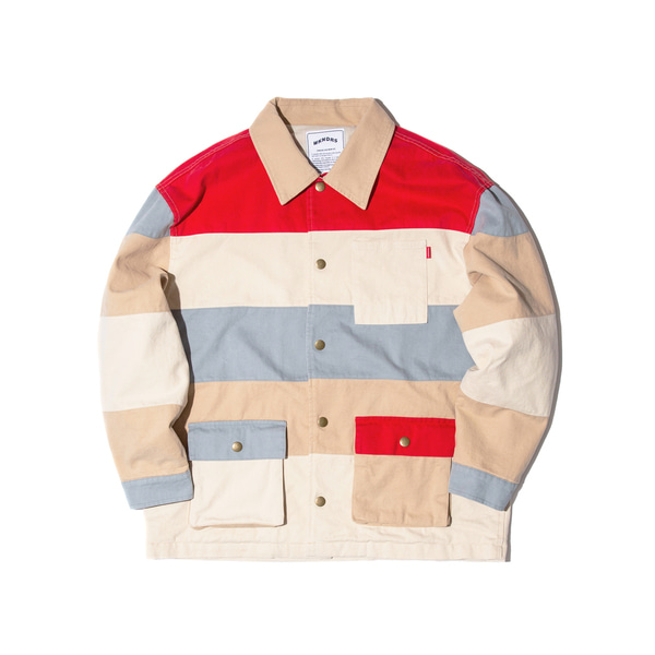 DUKE JACKET (BEIGE)