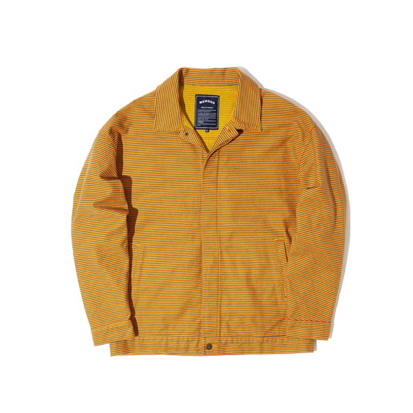 STRIPED JACKET (YELLOW)