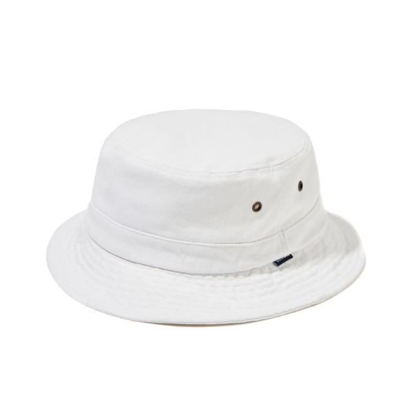FISHER HAT (WHITE)