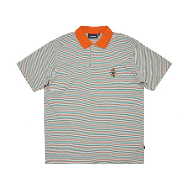 PIERROT SS POLO SHIRT (MINT)
