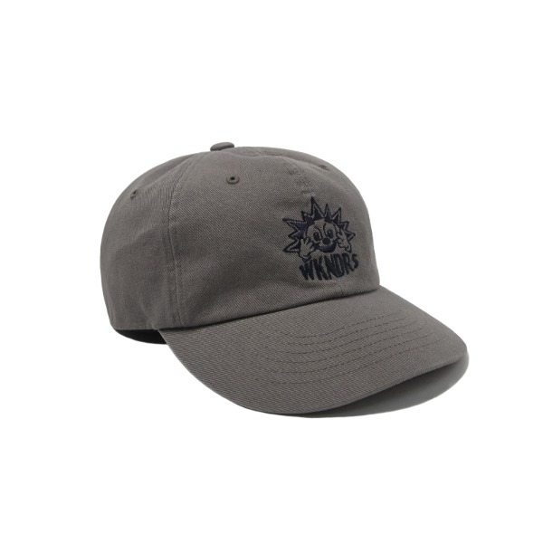 SMILE CAP (GREY)