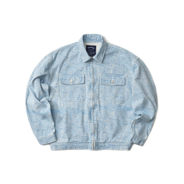 WKND EXPRESS TRUCKER JK (S.BLUE)