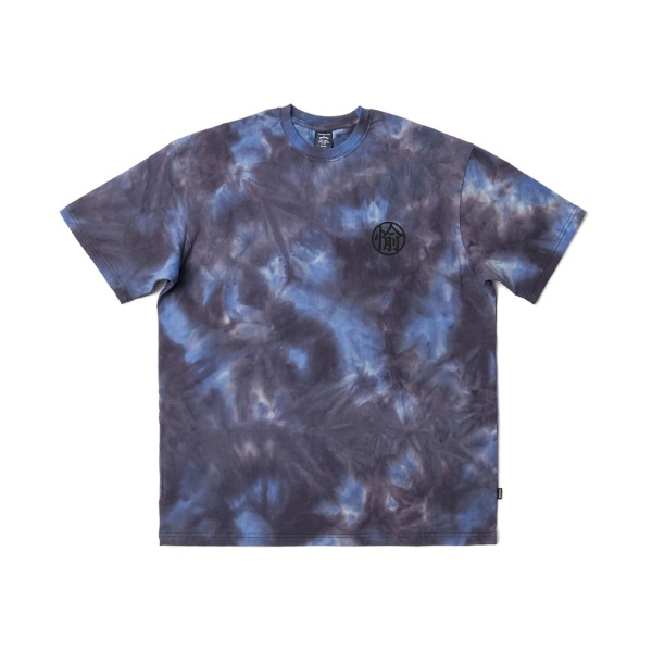 MARBLE SS T-SHIRT (BLUE)