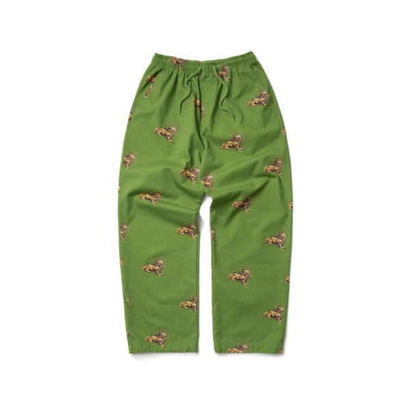 KING PANTS (GREEN)