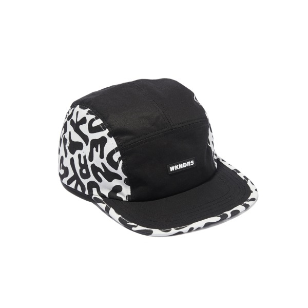 DRILL CAMP CAP (BLACK)