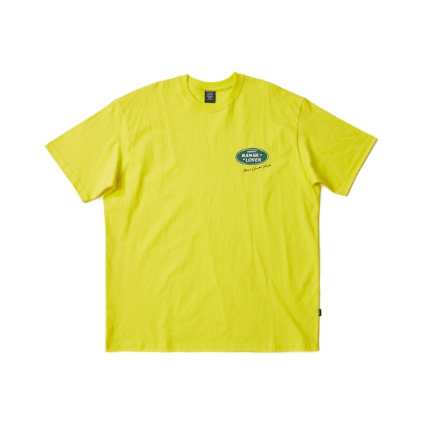 MRL SS T-SHIRT (YELLOW)