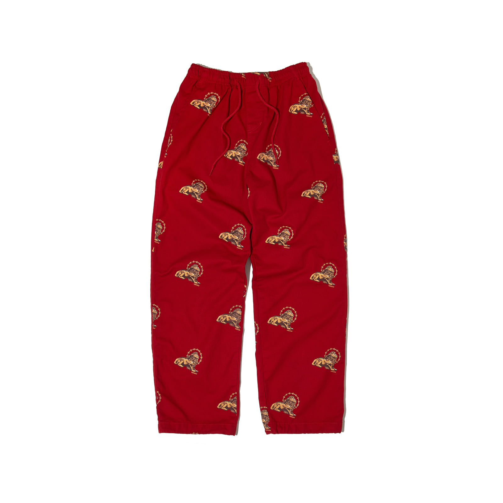 KING PANTS (RED)