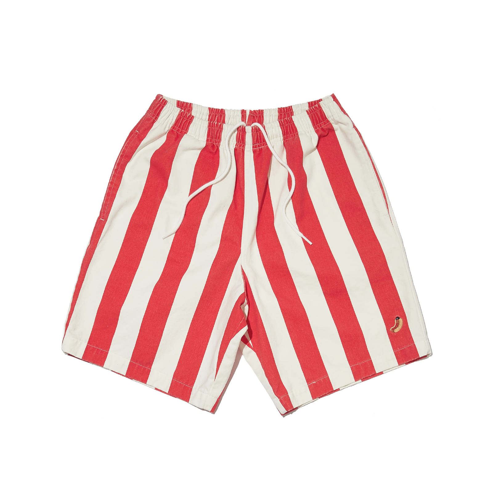 HOTDOG SHORTS (RED)