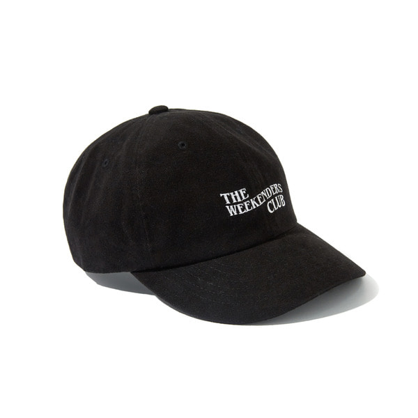 THE WEEKENDERS CLUB CAP (BLACK)