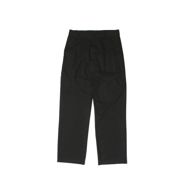 CHINO PANTS (BLACK)