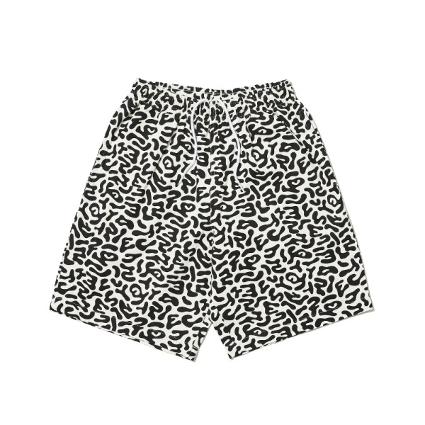 DRILL SHORTS (BLACK)