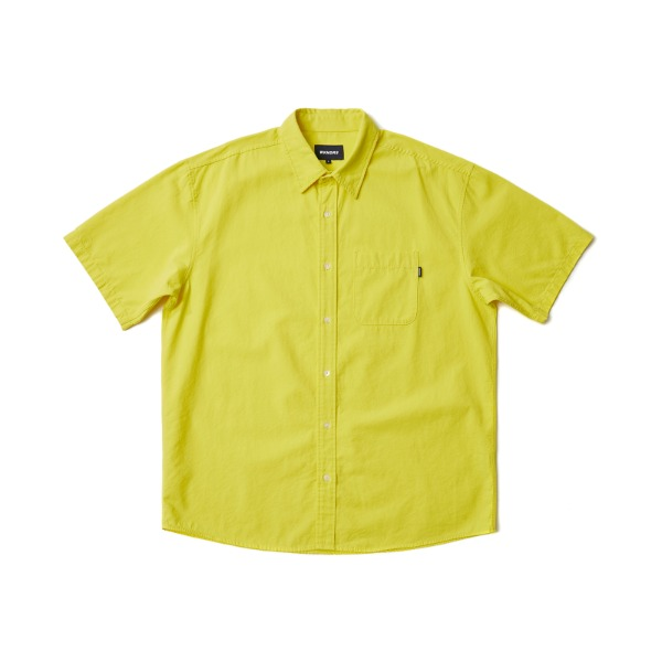 BASIC SS SHIRTS (YELLOW)