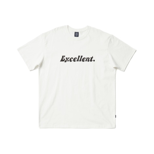 EXCELLENT SS T-SHIRT (WHITE)