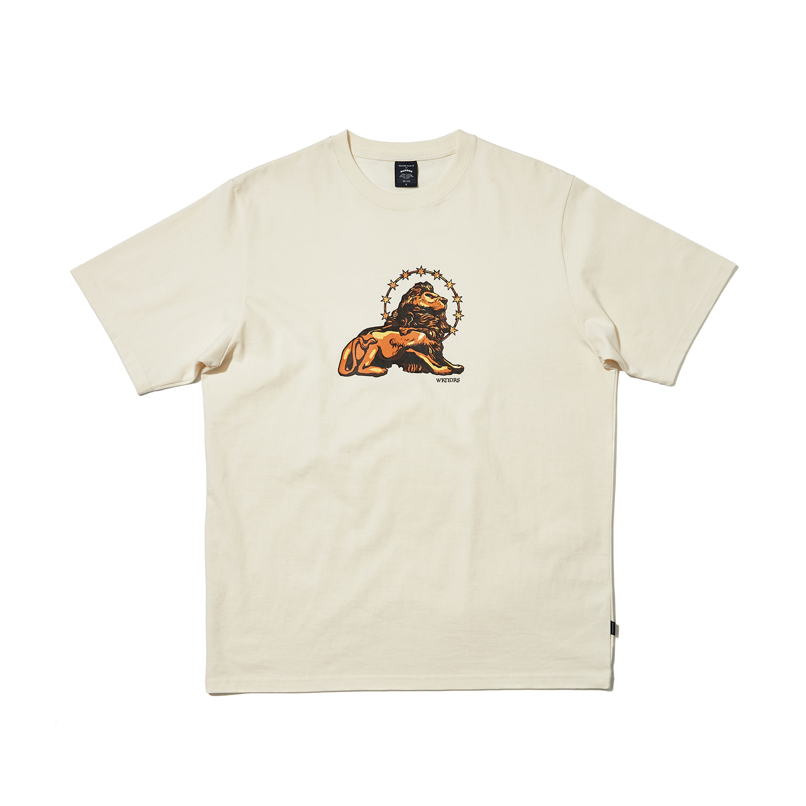 KING SS T-SHIRT (WHITE)